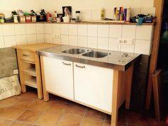 Küche in der Casa Pecosa