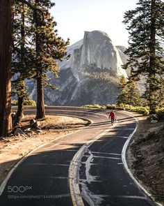 glacier point road. yosemite. california. by tannerwendell. Please Like http://fb.me/go4photos and Follow @go4fotos Thank You. :-)