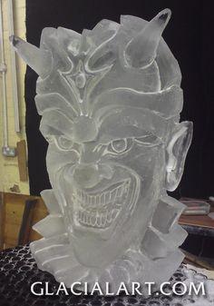 halloween ice sculptures - Google Search