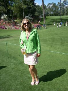 Augusta Chronicle Masters® Photos: Masters Couture 2009