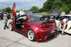 Opel Tigra     Nissan Skyline photos - http://divinumphoto.com