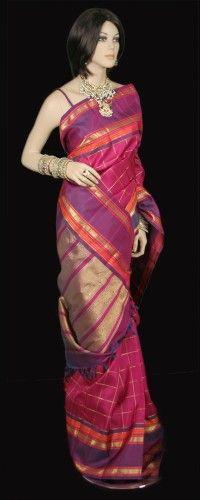 A001i26c - Kanjeevaram Sarees