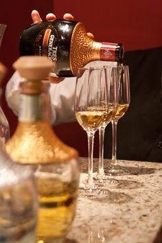 """Sensaciones Cítricas • El tequila """"Tres Generaciones Añejo"""" en Romina con el Chef Mario Magaña."""