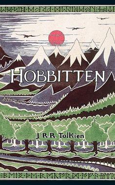 """Tolkiens """"Hobbitten"""" i indbundet udgave"""