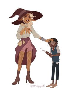 Taako and the Boy Detective