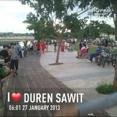 BKT ON DUREN SAWIT