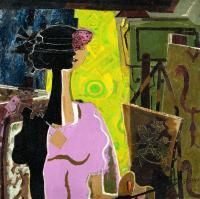 Georges Braque, 1936, Femme a la palette - Art exhibitions in Paris, autumn-winter 2013-2014 - France - RFI