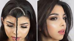 Dans une vidéo publiée sur instagram, la make up artist Camila Bravo explique comment se couper la frange seule.