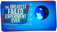 The Greatest Failed Experiment Ever 4:01 mins