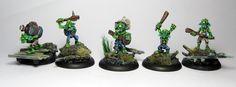 Warploque Miniatures Forum • View topic - JoeK paints Arcworlde...