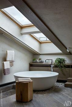 Дизайн квартиры в стиле лофт – фото интерьера   AD Magazine