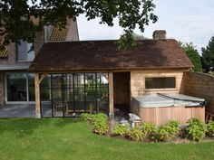 Poolhouse / guesthouse Anzegem