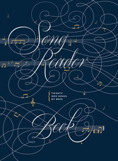 Typeverything.com - Song Reader by @JessicaHische.