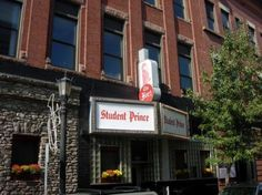 The Fort/Student Prince restaurant, Springfield, MA.