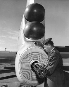 B-52 STRATOFORTRESS Bomber USAF
