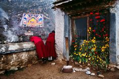 Lhasa, Tibet~so colorful