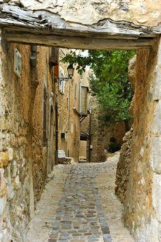 Seillans, Fayence, Draguignan, Var, Provence-Alpes-Côte d'Azur, France