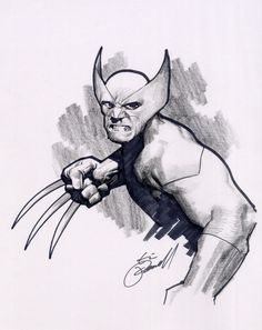 Wolverine by Eric Powell