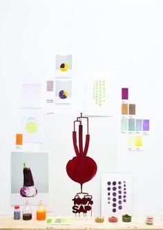 Raw color by Edwin Pelser