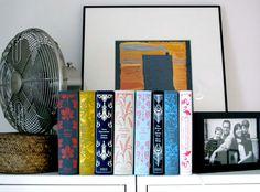 Fitting my books with more modern decor - Design*Sponge