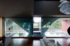 Casa Voo dos Pássaros - Bernardo Rodrigues interior