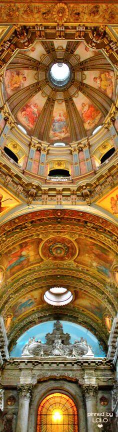 Candelária Church by  Ricardo Bevilaqua | LOLO❤︎