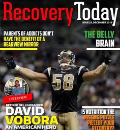 Maybe our Best issue yet!  PLEASE LIKE AND SHARE  @davidvobora An American Hero on our cover and a PHENOMENAL interview! FREE INSIDE Link in our bio @recoverytodaymag  YOU HAVE TO LISTEN TO THIS INTERVIEW WITH RETIRED NFL LINEBACKER DAVID VOBORA BY ACTOR DANIEL BALDWIN #danielbaldwin http://ift.tt/1J5PBrz . . . . #SoberLife #Sober #Recovery #AddictionRecovery #SoberMovement #Soberissexy #Health #Fitness #RecoveryIsPossible #alcoholicsanonymous #Hope  #alcoholic #alcoholism #narconon…