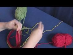 How to Knit a Helix (aka jogless single row stripes in the round)   planetpurl on YouTube