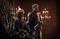 Cersei and Jaime Lannister - Season 7