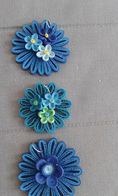 Quilling Videos, Quilling Dolls, Paper Quilling Earrings, Quilling Paper Craft, Quilling Techniques, Quilling Flowers Tutorial, Paper Quilling Flowers, Flower Tutorial, Glue Crafts