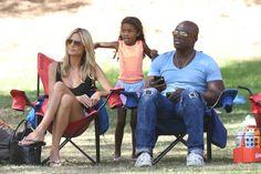 Heidi Klum & Seal: Peaceful Co-Parenting
