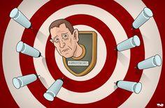 Armstrong een zondebok?