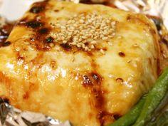 簡単一品*豆腐の味噌マヨチーズ焼きの画像