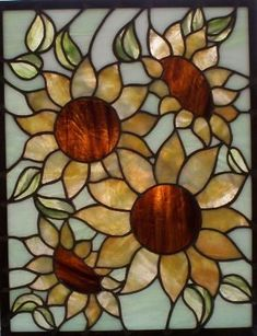 "Nancy Anderson Patrey ""Stained glass panel using pattern is from ""Flowers and Fruits Stained Glass Pattern Book"" by Carol Krez."" Description from pinterest.com. I searched for this on bing.com/images"