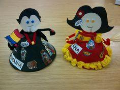 'European Fairies' primary school workshops!
