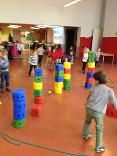 Grande Section, Play, School, Animation, Yoga, Sport, Activities, Projects, Deporte