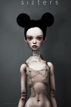 BJD - Art doll by Popovy sis