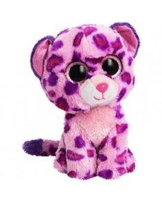 7d4f3772d70 TY Beanie Boos-Ty Beanie Boos Glamour Leopard Plush