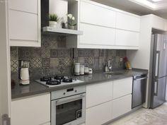 Die endgültige Version meines Hauses Hausausflug – Home Design Café Design, Design Room, Flat Design, Home Design, Design Ideas, Kitchen Countertops, Kitchen Cabinets, Western Kitchen, Decor Scandinavian