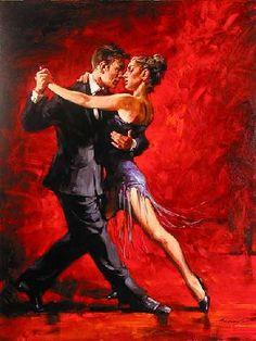 Scarlet Tango - Andrew Atroshenko