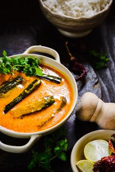 Kashmiri Dahi Baingan is an aromatic gravy that has a unique taste because of the subtle but wonderful way eggplant / brinjal come together with curds.