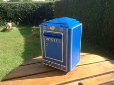 Fantastic Large French Post Letter Box by ScottsFrenchTreasure