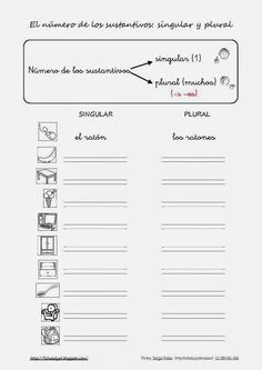 Learn Spanish For Adults Teaching Spanish Worksheets, Spanish Teaching Resources, Spanish Activities, Language Activities, Bilingual Classroom, Spanish Classroom, Spanish Lessons Online, Learn Spanish Free, Learning Sight Words