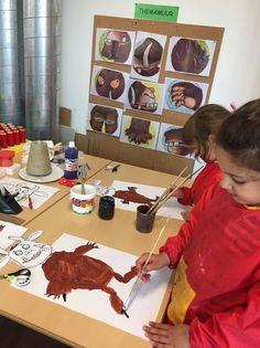 Afbeeldingsresultaat voor de gruffalo kleuters Gruffalo's Child, Room On The Broom, The Gruffalo, Behaviour Management, New Classroom, Eyfs, Small World, Literacy, Kindergarten