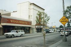 Woolworth's - Downtown Orange