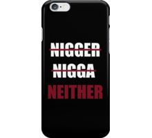 I'm Neither Phone Case