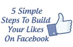 How To Get More #Facebook Likes