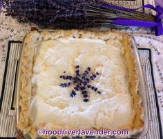 Lemon Lavender Pie. Fresh homemade and real delish! ❤️#lemon#lavender#culinary#food #hoodriverlavender#hoodriver#delish #pie #baking#homemade#organic#tasty#cooking