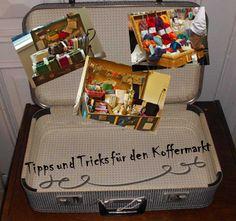 10 Tipps und Tricks für den Koffermarkt
