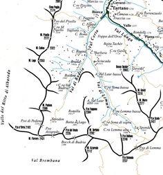 Contrade della val Tartano